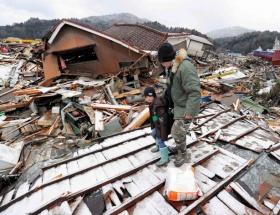 Japonlardan deprem dersi