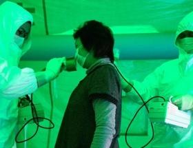Japonyaya özel radyasyon timi