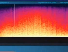 İşte depremin sesi