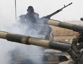 Tanklar, Hamaya girdi