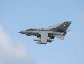 Libyaya hava saldırısı tam gaz