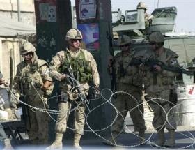 2 NATO askeri öldü