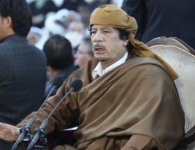 Kaddafinin oğlu Sirtede bulundu