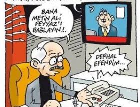 Metin Ali Feyyazı istiyor!