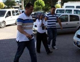 Hırsızlık iddiasına 3 gözaltı