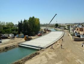 Adanaya yeni köprü yapılıyor