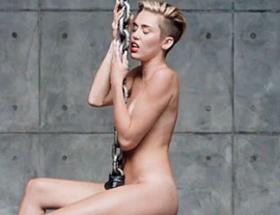 Miley Cyrusun klibi rekor kırıyor