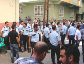 Suriyeliler sokak düğününü bastı!