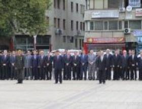 Atatürkün Trabzona gelişinin 89. yıl dönümü
