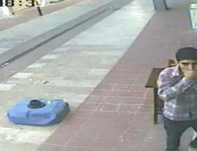 Lokantadaki hırsızlık güvenlik kamerasında