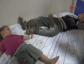 Kumanyadan 50 kişi zehirlendi