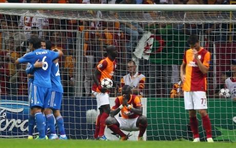 Twitterda Galatasaray-Real Madrid maçı geyikleri