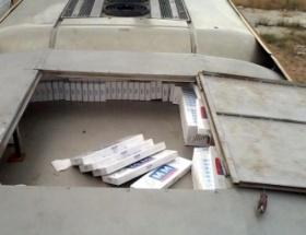 Kırıkkalede kaçak sigara operasyonu