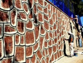 Belediyeden duvarlara estetik hamle