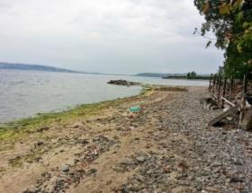 Sapanca Gölü 7-8 metre çekildi