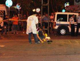 Silopide polise el bombalı saldırı