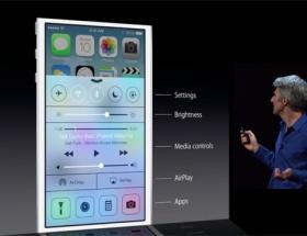 iOS 7 için 7 şikayet!
