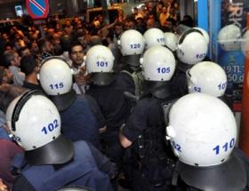 Ankaradaki Berkin Elvan eylemine polis müdahalesi