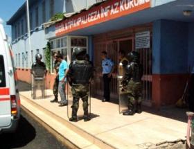 Bingölde 18 PKKlı cezaevinden firar etti