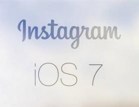 Instagramdan iOS 7 güncellemesi
