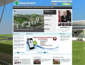 Mamak Belediyesinin web sitesi yenilendi