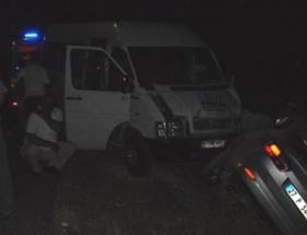 Nizipte trafik kazası: 7 yaralı