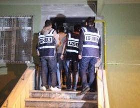 5 ilde torbacı operasyonu: 19 tutuklu