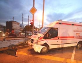 Giresunda trafik kazası: 7 yaralı