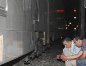 Treninin önüne atlayıp intihar etti