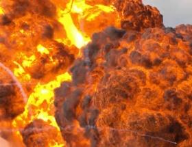 Belçikada petrol rafinerisinde patlama