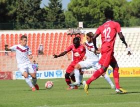 Balıkesirspor: 4 - 1461 Trabzon: 0