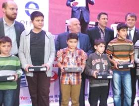Bilal Erdoğan Namaz Ödülü dağıttı