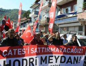 Her yer Taksim sloganına müdahale