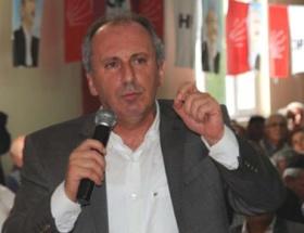 CHPli İnceden AK Partili Coşkuna tepki