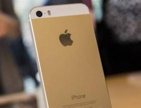 Applea altın göndermesi