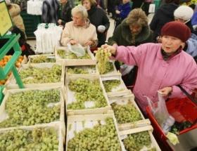 Rusya, 24 ton üzümü geri gönderdi