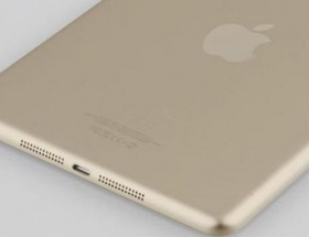 Altın renkli iPad mini 2 geliyor
