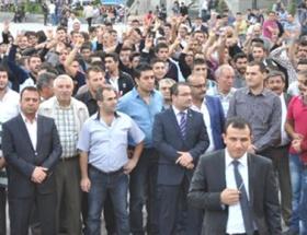 Ülkücüler, paketi protesto etti
