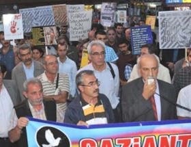 Gaziantepte tezkere protestosu