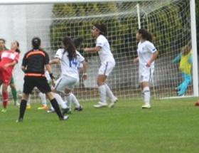 Türkiye U 15 Kız Takımı 4-2 Azerbaycan