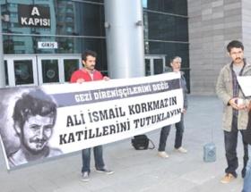 Ali İsmail için adalet nöbeti