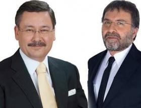 Gökçek ve Ahmet Hakan canlı yayında atıştı
