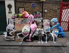 Çöpten sanat