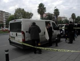Antalyada gümüş mağazasında soygun