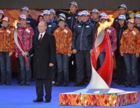 Putin, Rusya koşusunu başlattı