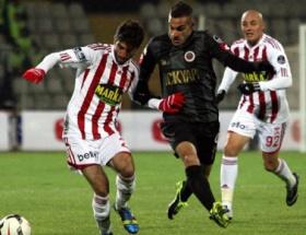 Sivasspor 2-0 Gençlerbirliği