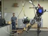 Her türlü araziye dirençli robot