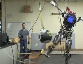 Amerikanın yeni robot askeri