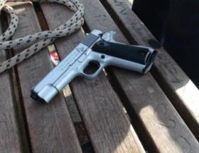 15 ruhsatsız tabanca el geçirildi