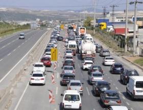 Bayram trafiği için denetimler sıklaştırıldı